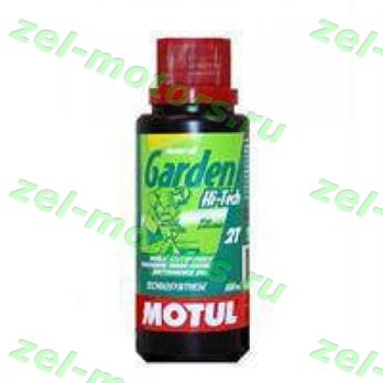 101305  Спецмасло Garden 2T Hi-Tech  0,1л