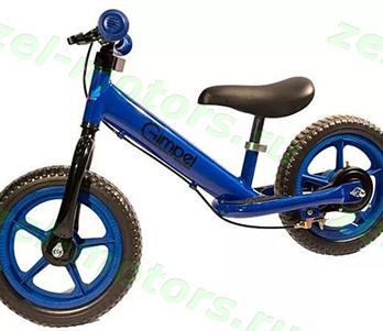 Беговел Gimpel LS 12 (Brake) Blue  4670025459037