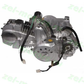 Двигатель в сборе 4Т 110см3 152FMH (полуавтомат) ALPHA