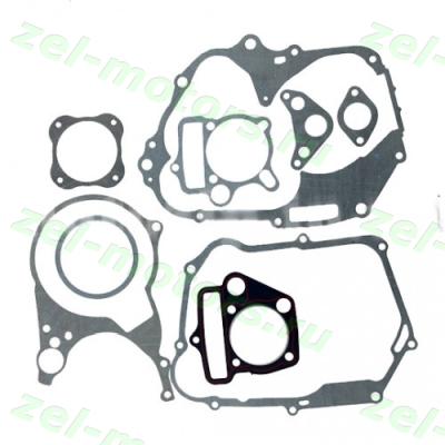 прокладки двигателя комплект YX125