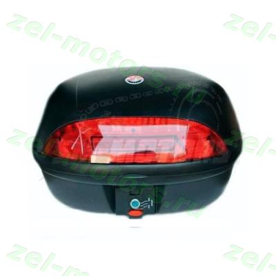 Кофр багажный SCOOTER-M  ASD-0822 (32×43×55см 45л) черн. матовый